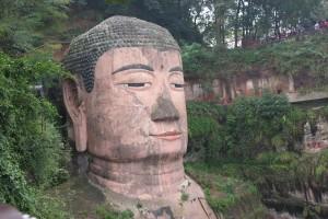 Big Buddha (Da Fo) in Sichuan province